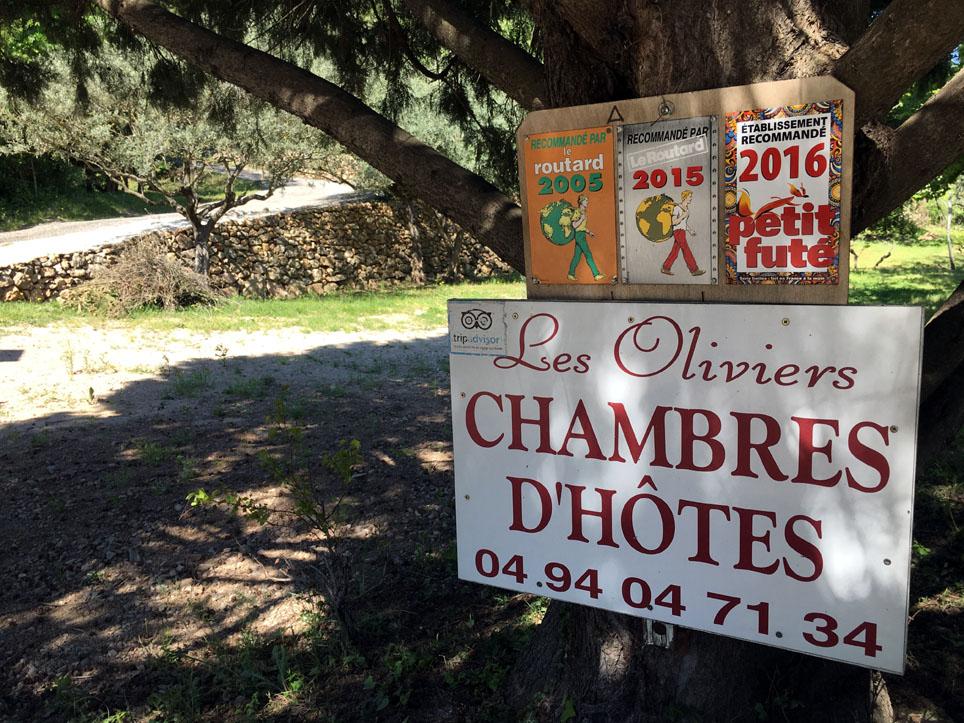 Chambres d'Hôtes Cotignac : Guide Du Routard