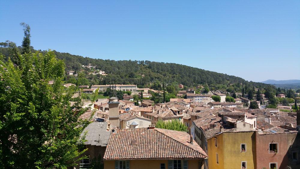 Chambres d'Hôtes Cotignac Le Village 4