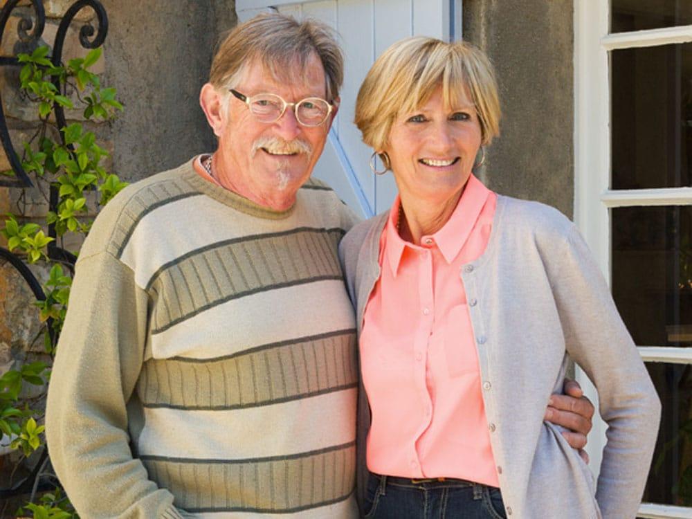 Yolande & Jean Claude MARGEOT