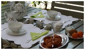 Chambres d'Hôtes Cotignac : Les Petits Déjeuners