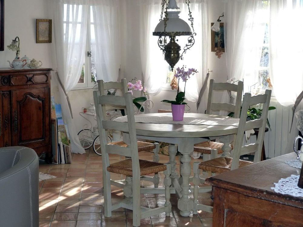Chambres d'Hôtes Cotignac Table d'Hôtes