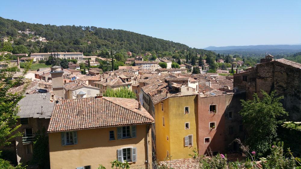 Chambres d'Hôtes Cotignac Le Village 6