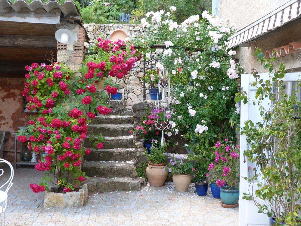 Chambres d'Hôtes Cotignac Les Fleurs 21