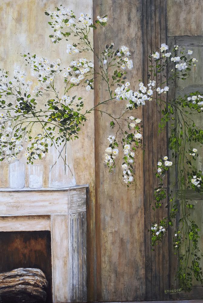 Yollande MARGEOT, artiste-peintre cotignac